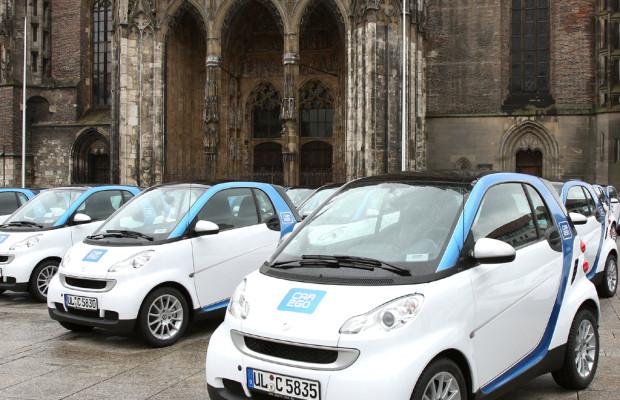 Erster Carsharing-Atlas vorgestellt: