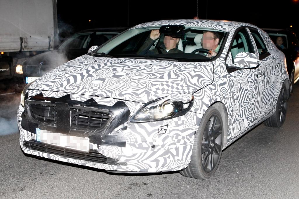 Erwischt: Erlkönig Volvo C30 – Kompakter für die Massen