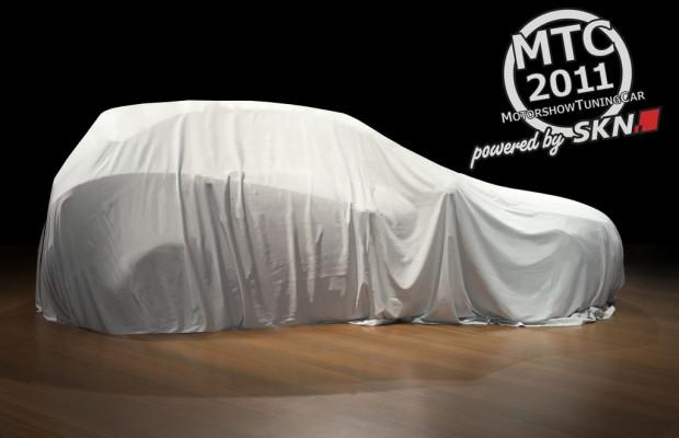 Essen 2011: Getunter VW Golf GTI zu gewinnen