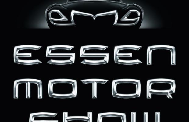 Essen 2011: Motorsportler am Eröffnungstag zu Gast