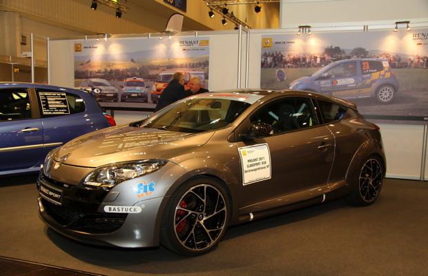Essen 2011:  Renault zeigt Rennfahrzeuge für ambitionierte Amateure