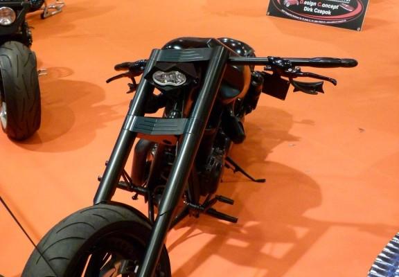 Essen Motor Show 2011: Speed Bikes Motorradshow