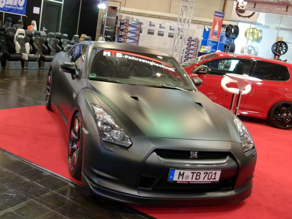 Essen Motor Show 2011: Veredler