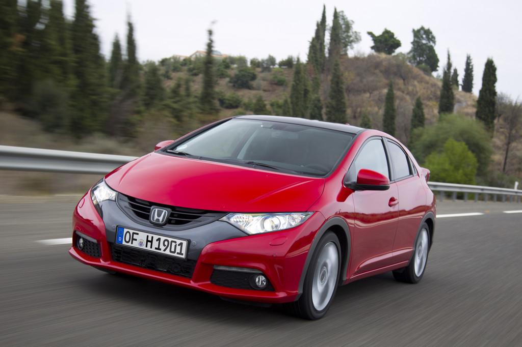 Europäische Honda-Werke kehren zu normaler Produktion zurück