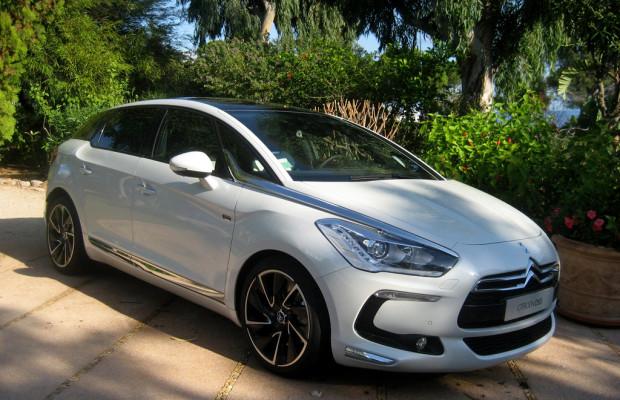 Extravaganz à la française: Citroëns neuer DS5 auch als Diesel-Vollhybrid