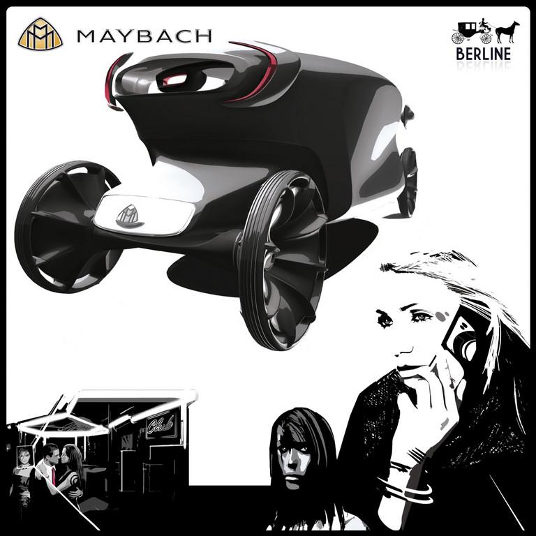 Für die Los Angeles Design Challenge 2011 sind die Mercedes-Benz-Designer unter die Drehbuchautoren gegangen und entwickelten eine Aschenputtel-Geschichte um die Maybach Berline.