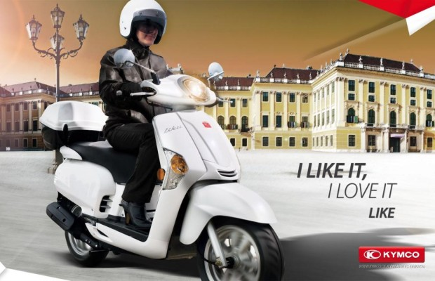 Fahrbericht Kymco Like 200i: Das italienische Flair