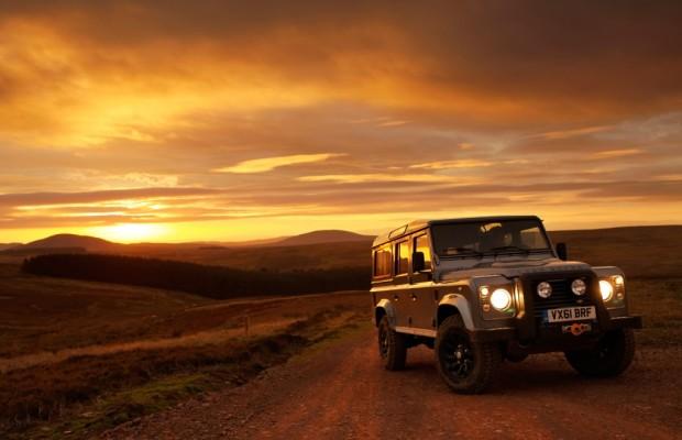 Fahrbericht Land Rover Defender: Zu wenig Chewing gum