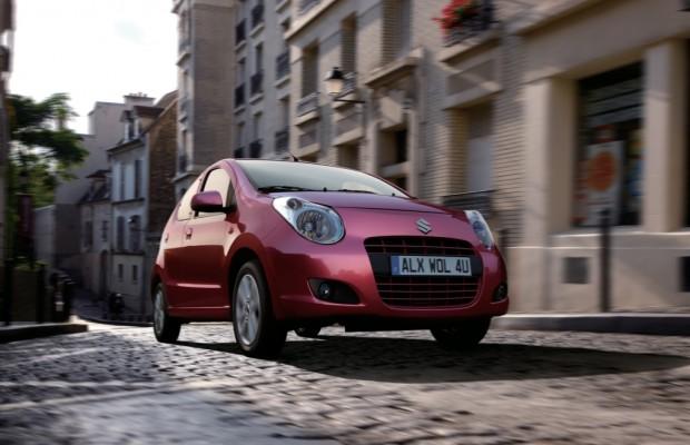 Fahrbericht Suzuki Alto: Gerade richtig für die Stadt