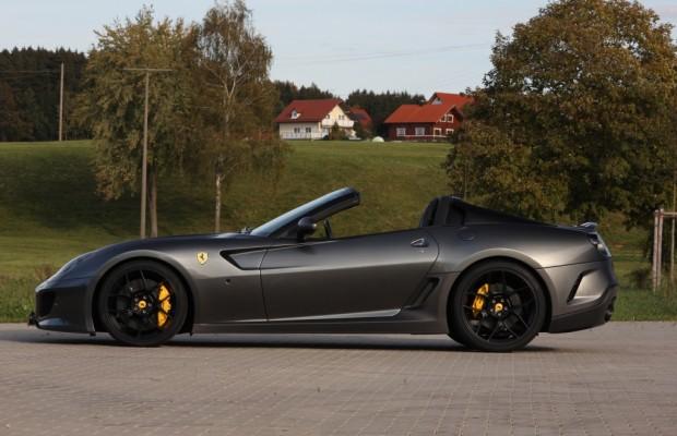 Ferrari Novitec Rosso - Ein Hengst mit 888 Pferdestärken