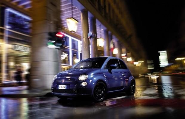 Fiat 500 als VIP-Shuttle bei Musikexpress Style Award 2011