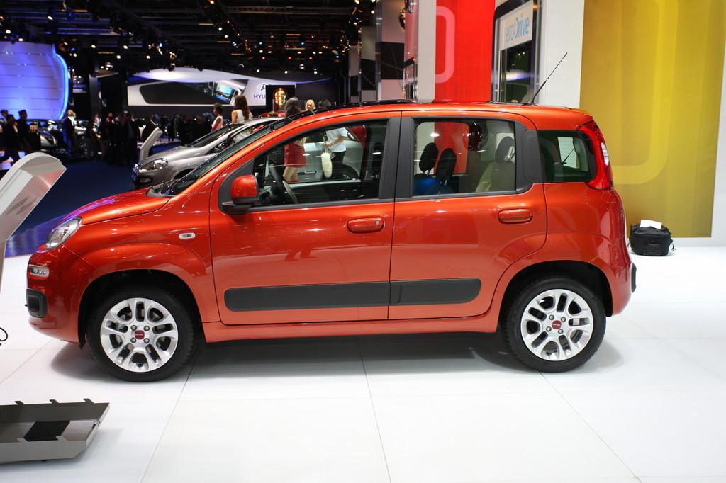 Fiat Panda.