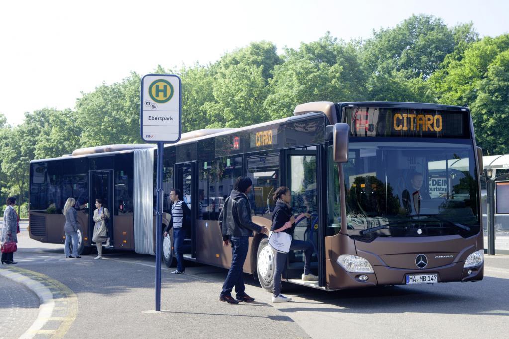 Fleetboard-Telematik jetzt auch für Busse