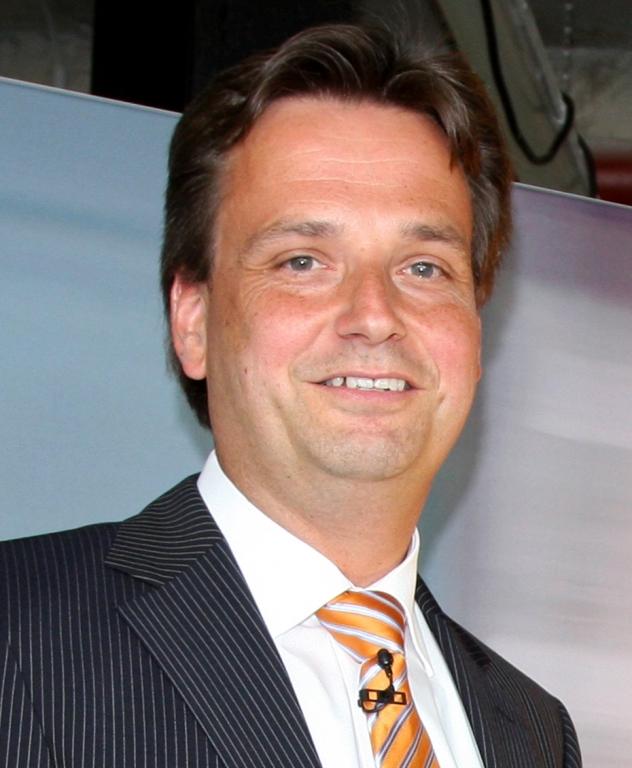 Ford-Deutschland-Verkaufschef Wolfgang Booms.