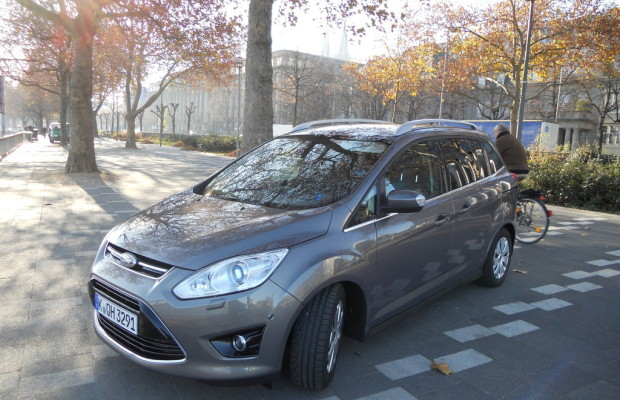 Ford zieht positive Bilanz – auch dank des Grand C-Max
