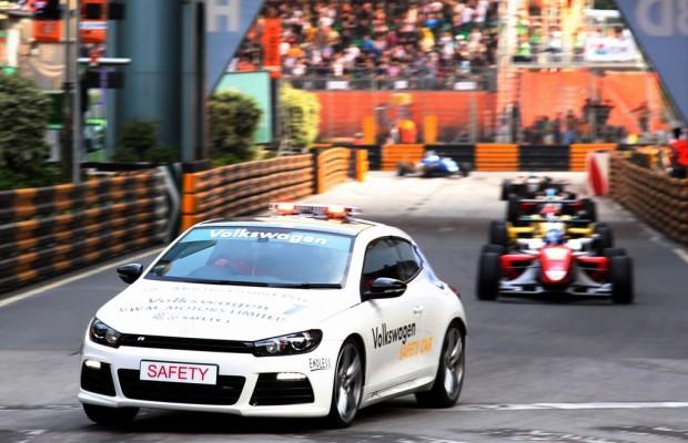 Formel 3: Zermürbendes Finale in Macau