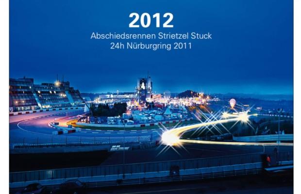 Foto-Kalender 2012 - Rennlegende für die Wand