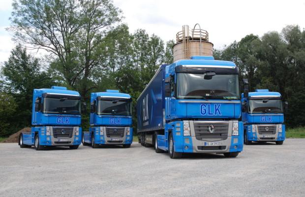 Gaida Logistik übernimmt zehn Renault Magnum