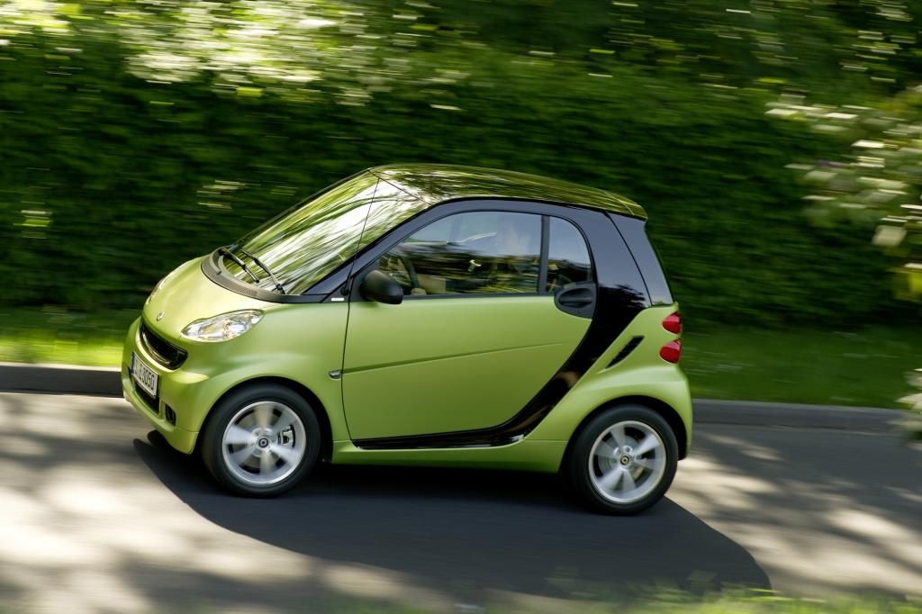 Gebrauchtwagen-Check: Smart Fortwo - Stadtauto mit Kondition