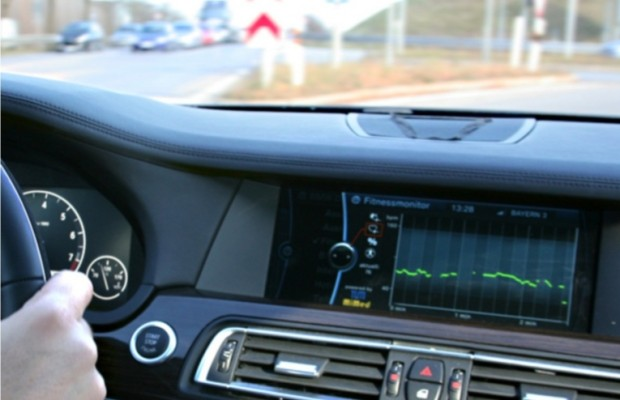 Gesundheits-Check per Lenkrad - Stopp bei Kreislaufkollaps