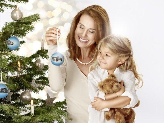 Gewinnspiel: Weihnachten unter einem guten Stern - Foto: daimler ag