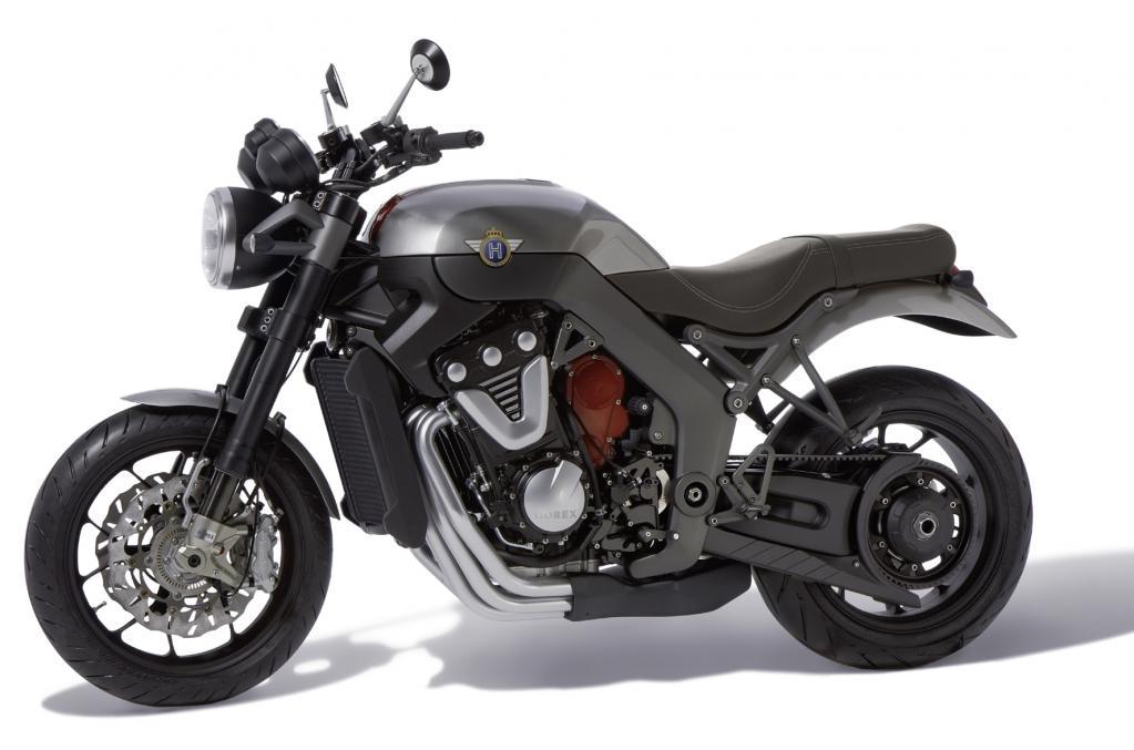 Händlernetz für Horex-Motorräder bereit