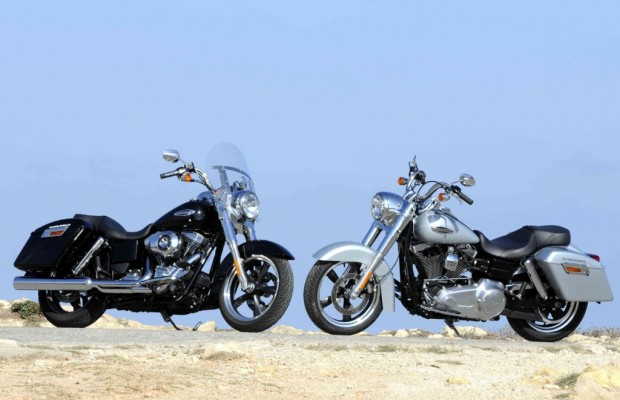 Harley-Davidson Dyna Switchback: Tourer im Customlook