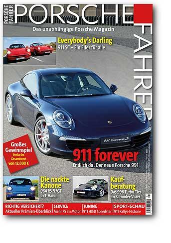 Heel Verlag hat Porsche Magazin im Programm