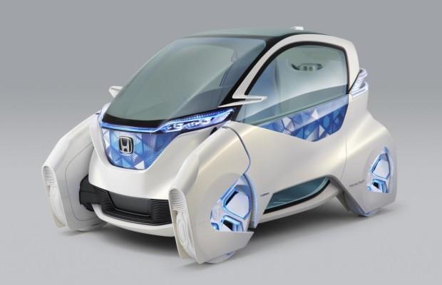 Honda auf der Tokyo Motor Show - Die Zukunft wird elektrisch und skurril