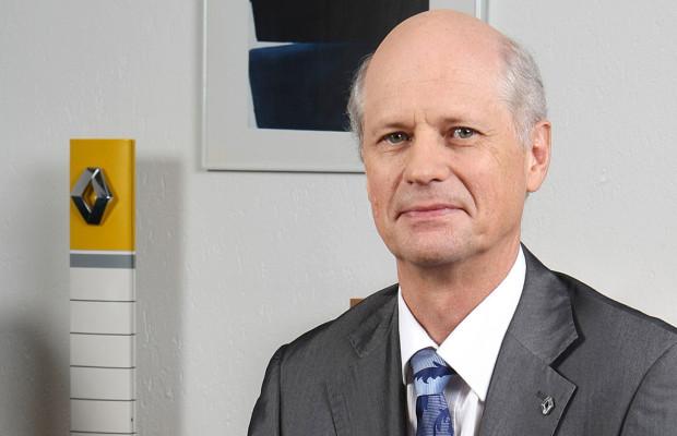 Jalinier leitet Renault Formel 1-Abteilung