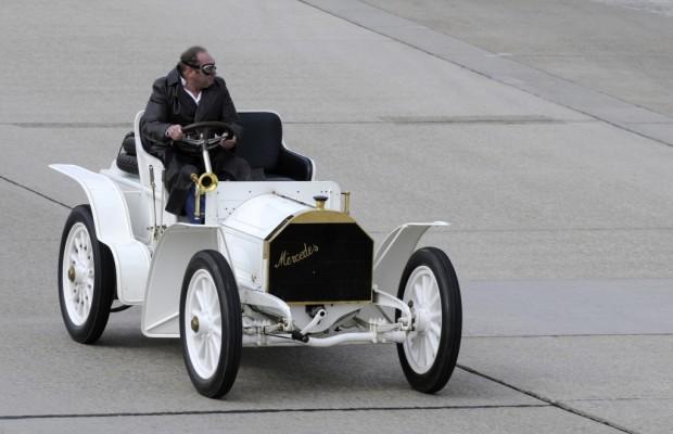Jochen Mass: Eine Primadonna braucht kräftige Männerhände