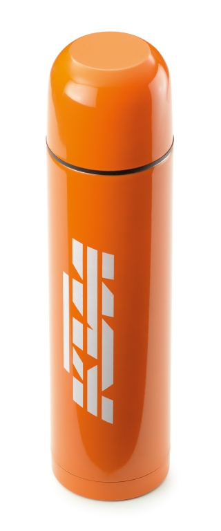 KTM Accessories-Kollektion: Thermosflasche und Thermosbecher