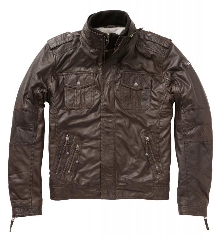 KTM Casual Wear-Kollektion 2012: Sportlich-klassische Lederjacken