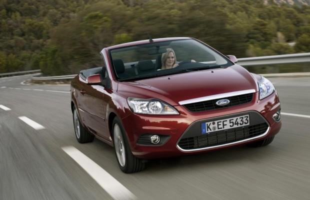 Kein Cabrio bei Ford in Sicht