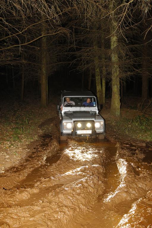 Land Rover Defender 2012.