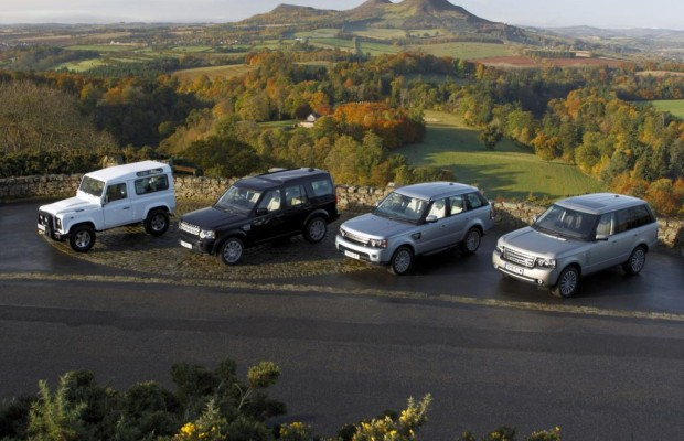 Land Rover Modelljahr 2012 - Sauberer durch den Schmutz