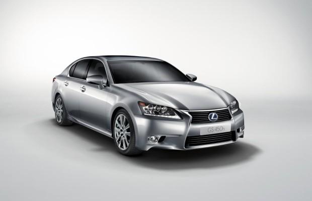 Lexus GS - Mit Hybrid gegen die deutschen Platzhirsche