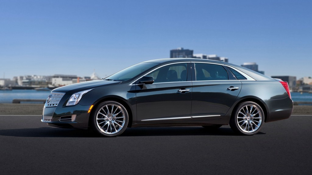 Los Angeles 2011: Cadillac enthüllt den XTS