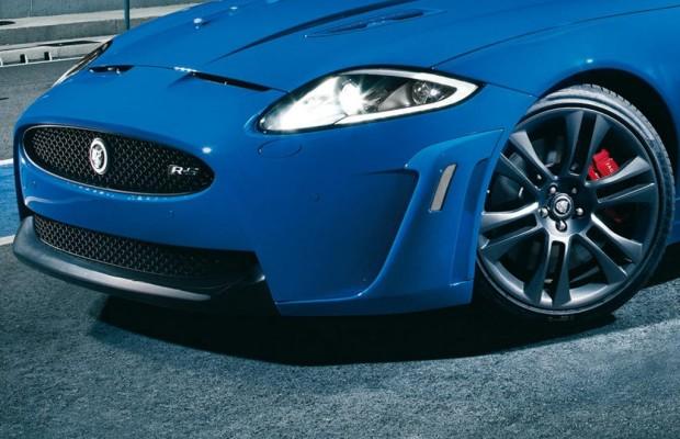 Los Angeles 2011: Jaguar XKR-S Cabriolet - Offener Druck