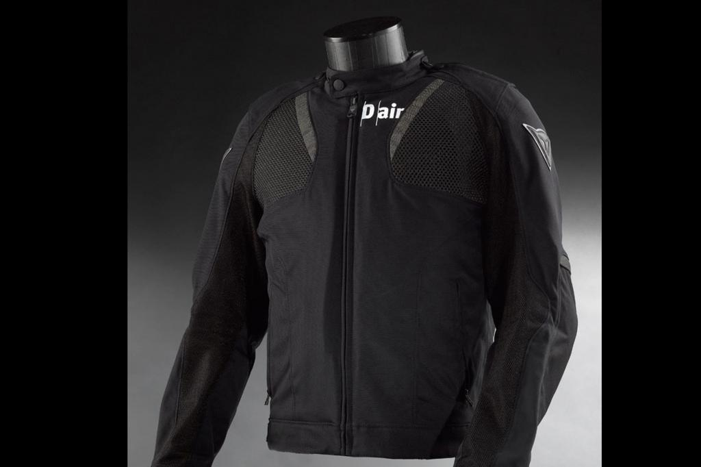 Luftsack für die Jacke
