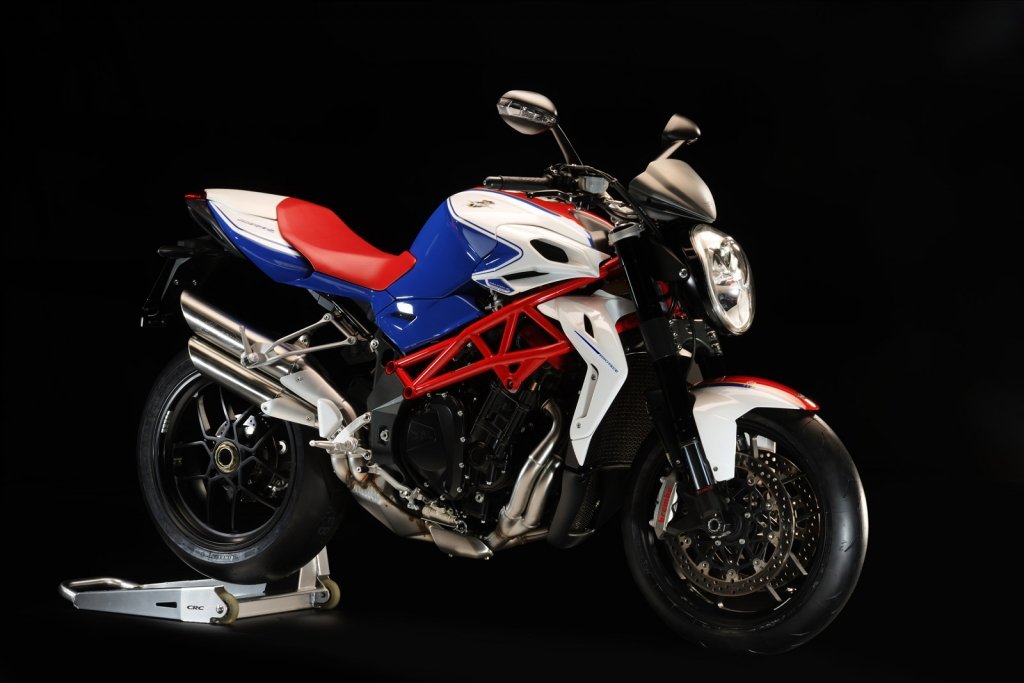 MV Agusta Brutale RR 1090: Sportler als Naked Bike