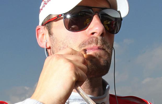 Martin Tomczyk als Werksfahrer zu BMW