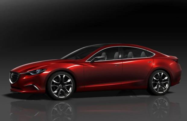 Mazda Takeri / Mazda6 - Mehr Mut und weniger Verbrauch