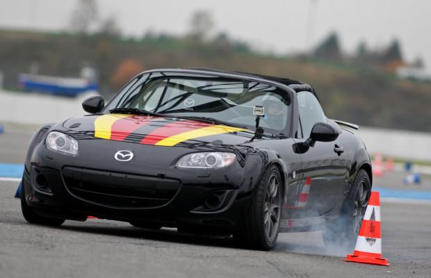 Mazda Zoom-Zoom Xperience und MX-5 Challenge in Hockenheim