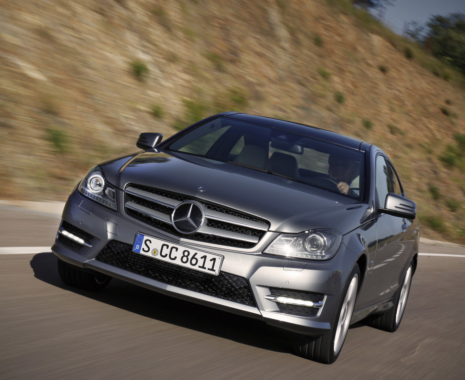 Mercedes-Benz C-Klasse Coupé.