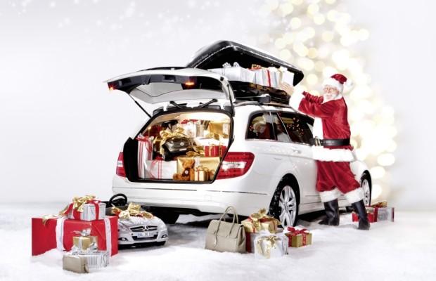 Mercedes-Benz bringt Weihnachtskollektion