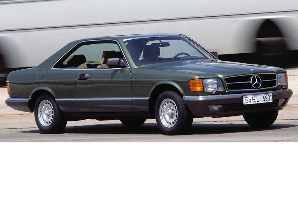 Mercedes C126 ab 1981