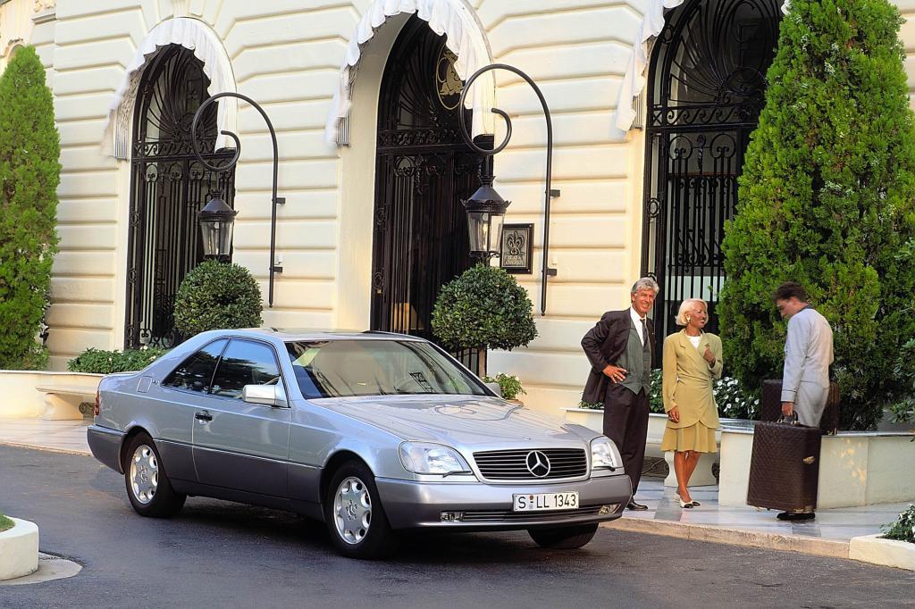 Mercedes C140 ab 1992