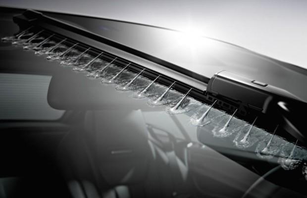 Mercedes-Technik - Intelligenter Wischer sorgt für Durchblick