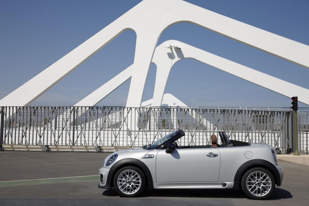 Mini Roadster - Das Cabrio für Puristen